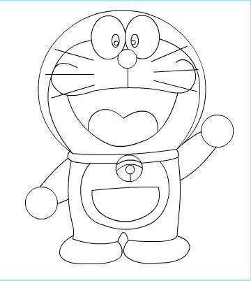 Unduh 540 Koleksi Gambar Doraemon Untuk Menggambar Gratis Terbaru